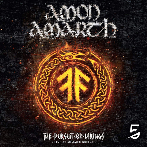 Amon Amarth - Pursuit Of Vikings: Live At Summer Breeze