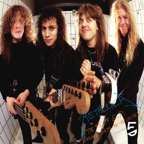 Metallica - $5.98 EP - Garage Days Re-Revisited