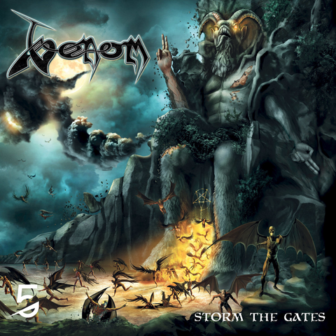 Venom - Storm the Gates