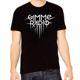 Gimme Radio T-Shirt | North American Version! | Black Cotton | Unisex