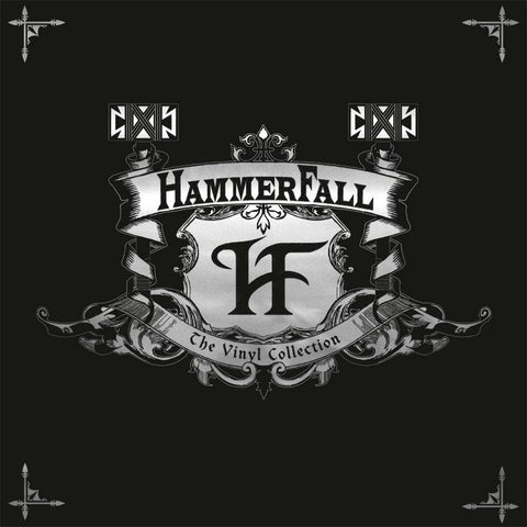 Hammerfall - Vinyl Collection
