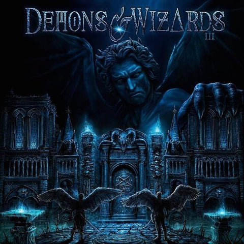 Demons & Wizards - III - PREORDER   GIMME EXCLUSIVE