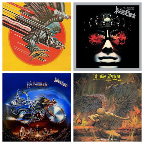 The Judas Priest Bundle