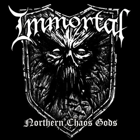 Immortal - Northern Chaos Gods - White Vinyl