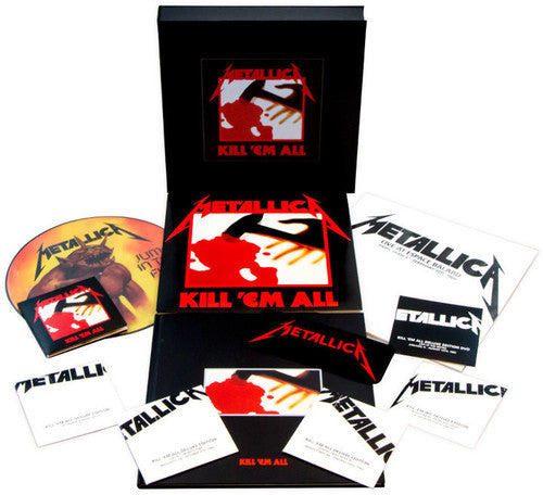 Metallica - Kill 'Em All (Deluxe Boxed Set)
