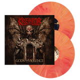 Kreator - Gods of Violence - Sherbert Vinyl - Limited to 750 units