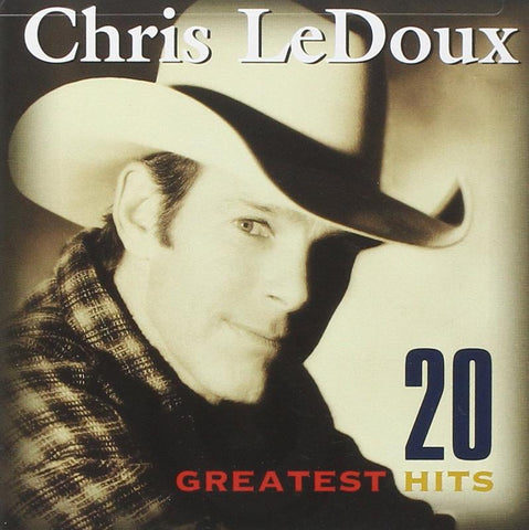 Chris Ledoux - 20 Greatest Hits
