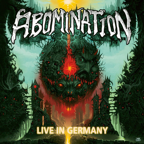 Abomination - Live In Germany EP