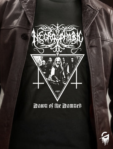 "Necrophobic ""Dawn of the Damned"" Gimme EXCLUSIVE T-Shirt"