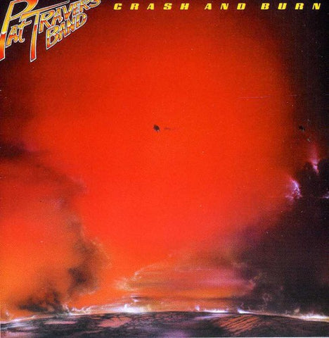 Pat Travers Band - Crash and Burn - CD
