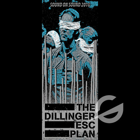 Dillinger Escape Plan - Swamp Co. Special Edition Show Print