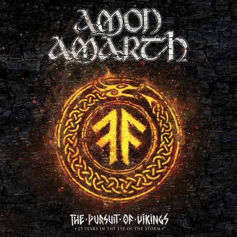 Amon Amarth - Pursuit Of Vikings: 25 Years In The Eye Of Storm