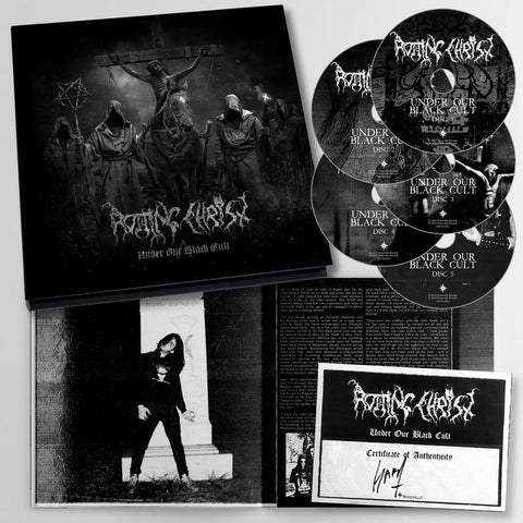 Rotting Christ - Under Our Black Cult