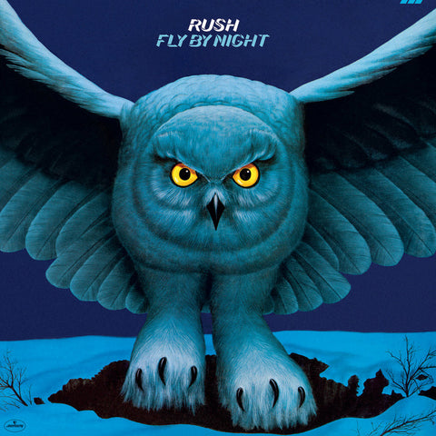 Rush - Fly By Night - 200gram!