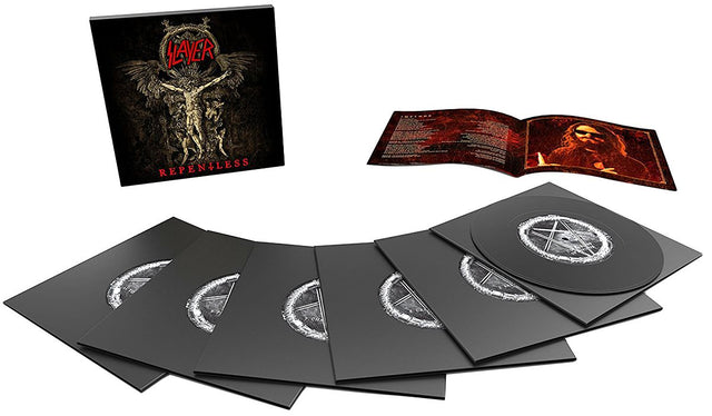 Slayer - Repentless - Vinyl Box