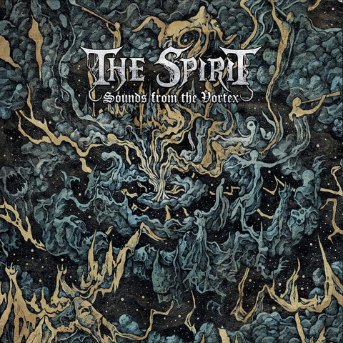 The Spirit - Sounds From the Vortex - Clear Vinyl
