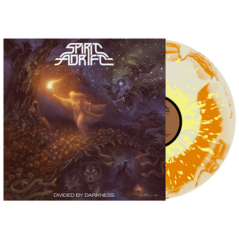 Spirit Adrift - Divided by Darkness - GIMME EXCLUSIVE VARIANT!