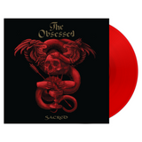 The Obsessed - Sacred - Blood Red Vinyl
