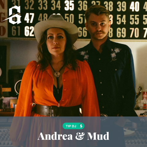 Tip Andrea & Mud!