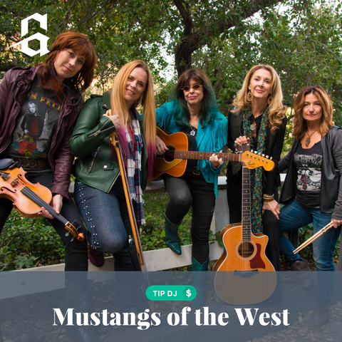 Tip Mustangs of the West!