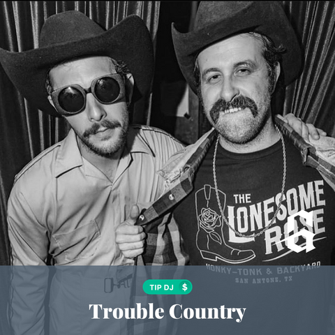 Tip Trouble Country!