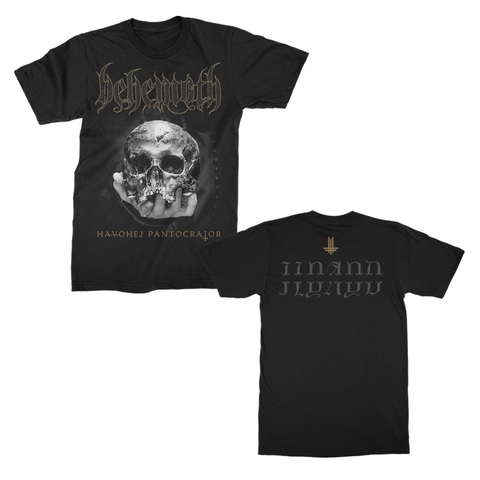 "EXCLUSIVE: Behemoth ""Havohej Pantocrator"" T-shirt"
