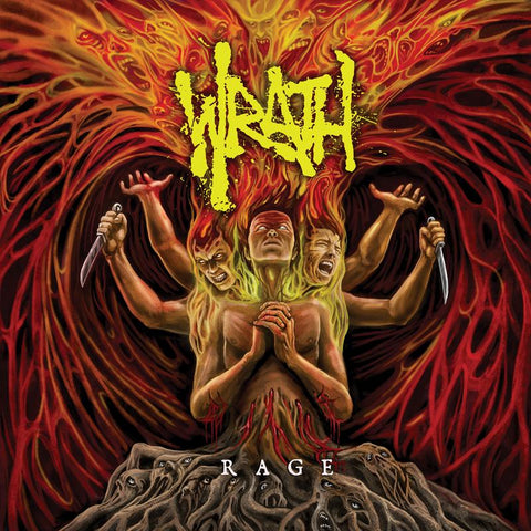 Wrath - Rage