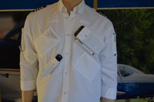 """V1 Elite"" Pilot Shirt - Mens"