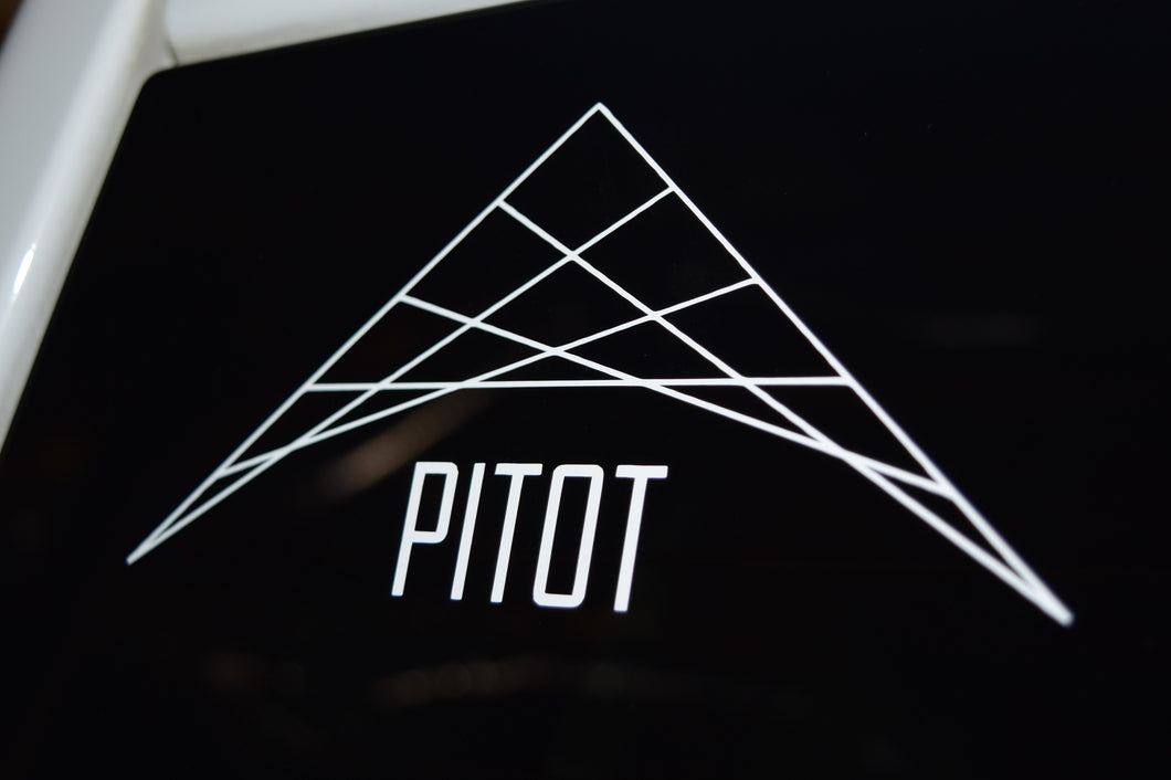 PITOT Decal - Cut Vinyl