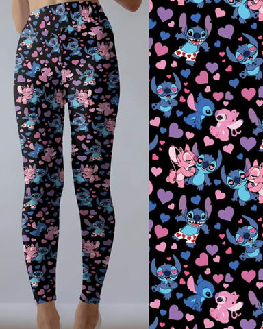 Monster Love Leggings
