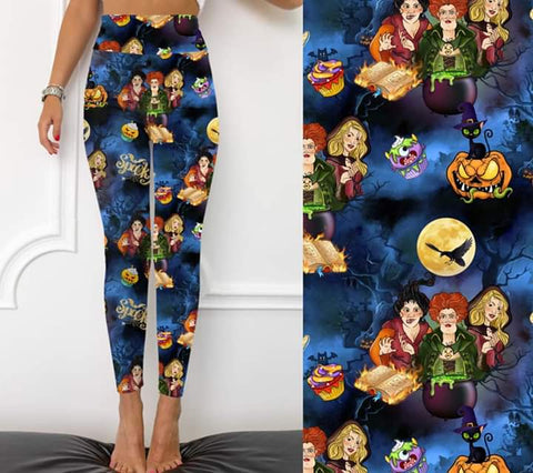 Three Sisters Leggings