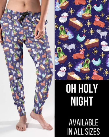 Oh Holy Night Jogger