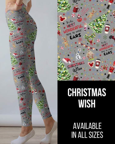 Christmas Wish Leggings