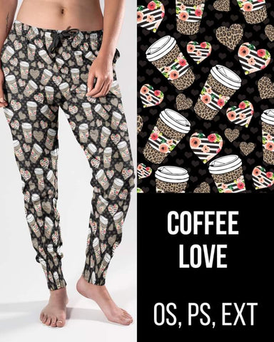 Coffee Love Jogger