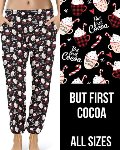 But Cocoa First Jogger