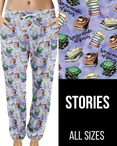 Stories Joggers