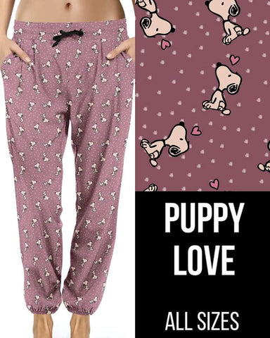 Puppy Love Joggers