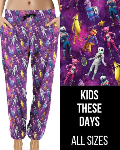 Kids These Days Joggers