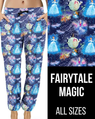 Fairytale Magic Joggers