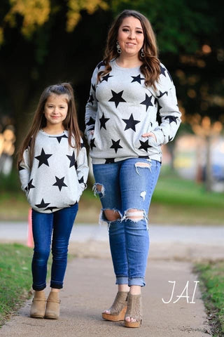 Star Top with Pockets