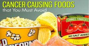 5 TOXIC CANCER-CAUSING FOODS THAT YOU MUST AVOID. BY JAMES UBERTI, TOXIC FREE DIET