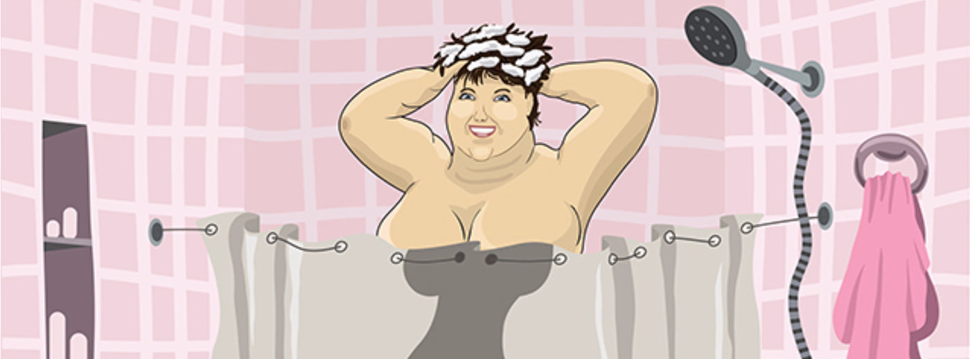 Is Your Shower Making You Fat?