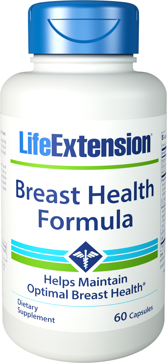 BREAST HEALTH TOXIC FREE FORMULA -MAINTAIN OPTIMAL BREAST HEALTH