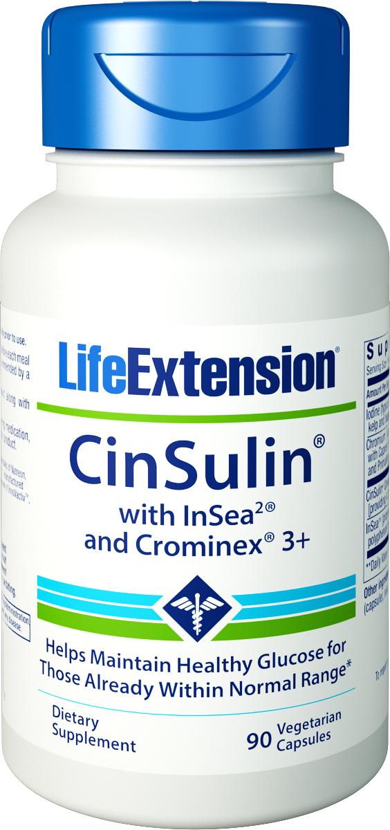TOXIC FREE CINSULIN®  STOP BLOOD SUGAR SPIKES