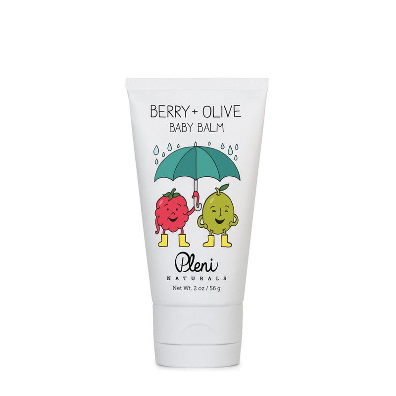TOXIC FREE BERRY + OLIVE BABY BALM - 2OZ
