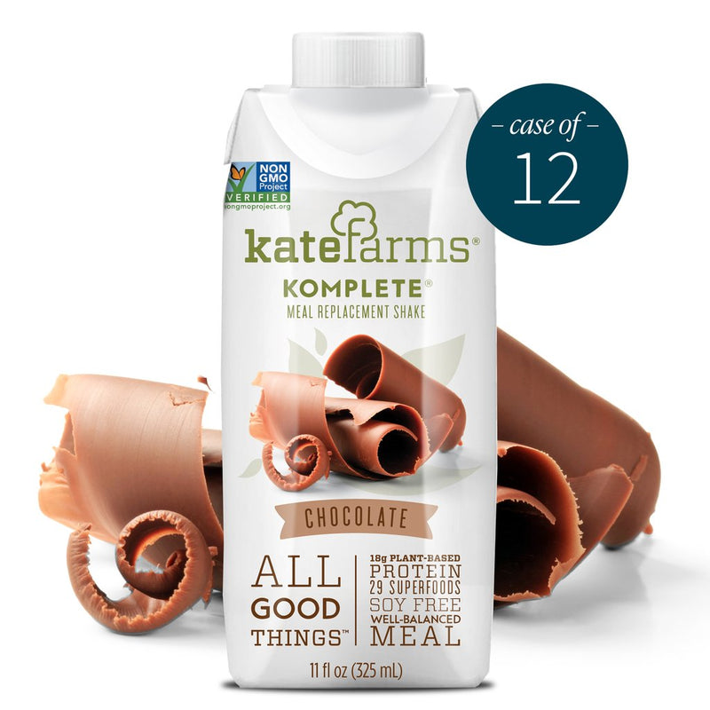 TOXIC FREE KATE FARMS KOMPLETE CHOCOLATE