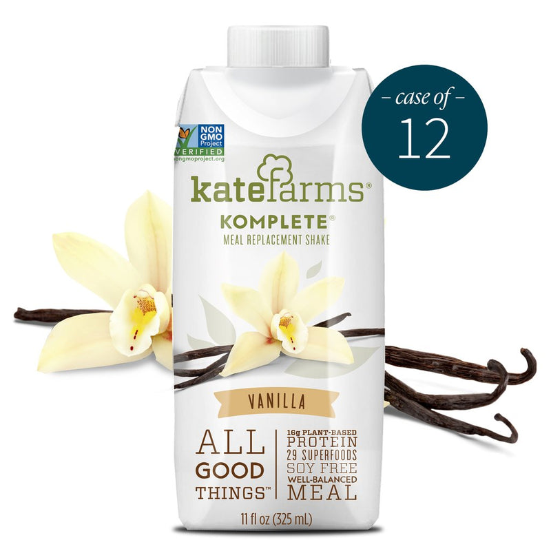 TOXIC FREE KATE FARMS KOMPLETE VANILLA