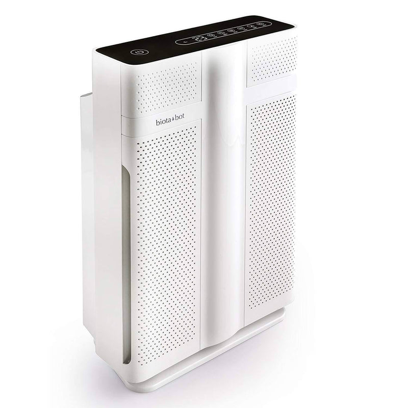 TRUE HEPA Air Purifier Large Room For Allergies and Pets