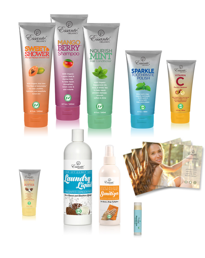 TOXIC FREE HOME & BODY PRODUCT BUNDLE