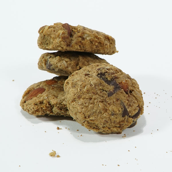 Best Organic Vegan and Made Safe Almond Chocolate Chunk Cookie